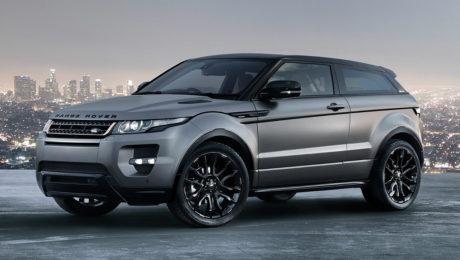 range rover suv luxe