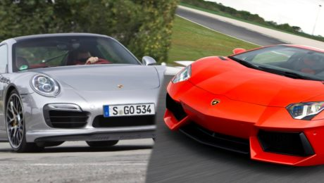 Porsche vs Lamborghini