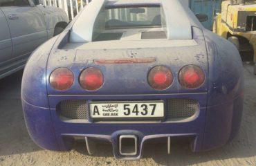 bugatti veyron sale