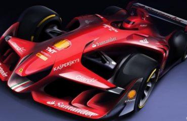 Ferrari F1 Concept