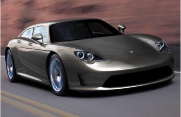 Nouvelle Porsche Panaméra