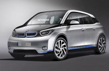 bmw i5 voiture luxe electrique