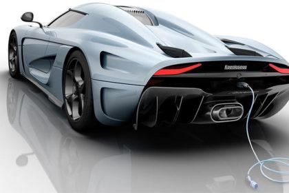 Regera Koenigsegg