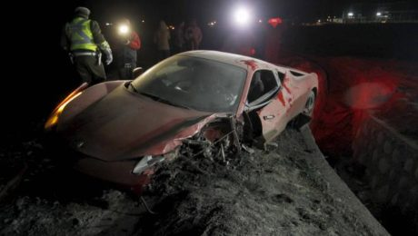 arturo vidal accident