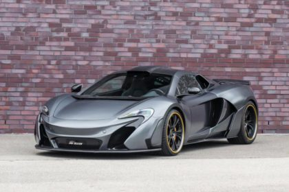 Mc Laren 650s par Fab design