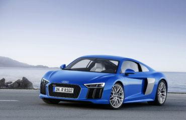 Audi R8 II V10