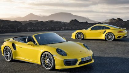 Porsche 911 Turbo vs Porsche 911 Turbo Cabrio