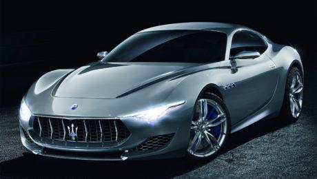 La Maserati Alfieri arrive en 2016