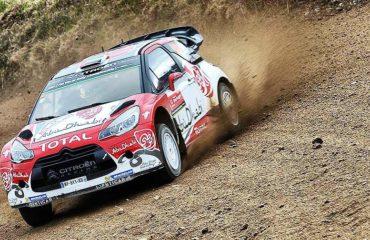 WRC Kris Meeke