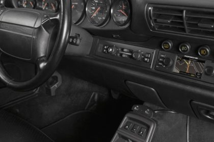 Autoradio Porsche Classic
