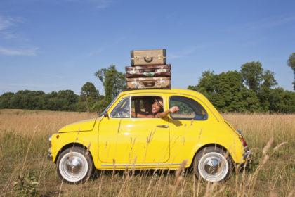 partir vacance voiture