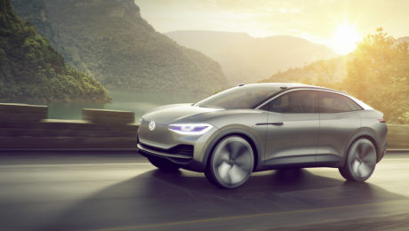 Volkswagen ID Crozz - crossover