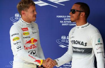 Duel Hamilton-Vettel