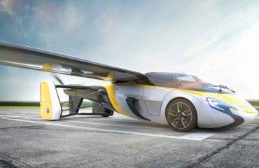 voiture volante a monaco