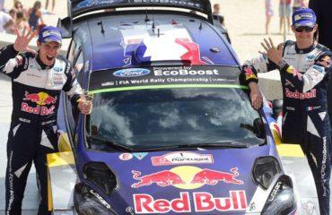 Victoire d'Ogier au Rallye de Portugal