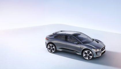 Jaguar SUV électrique