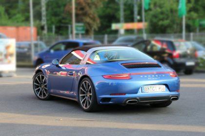Moteurs diesel Porsche